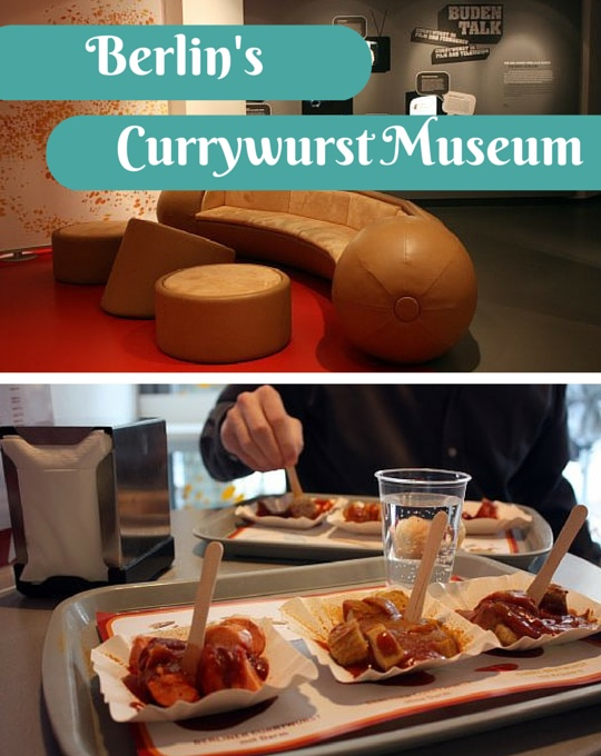 Berlin Currywurst Museum