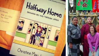 Memories of Japan and a review of Halfway Home by Christine Mari Inzer