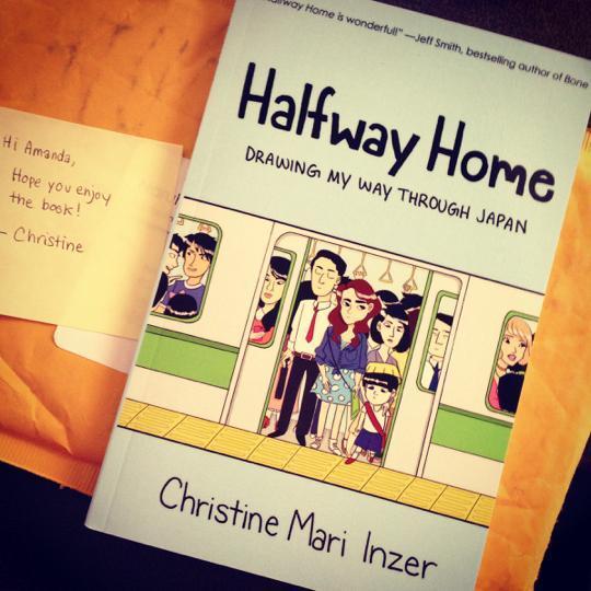 Halfway Home by Christine Mari Inzer