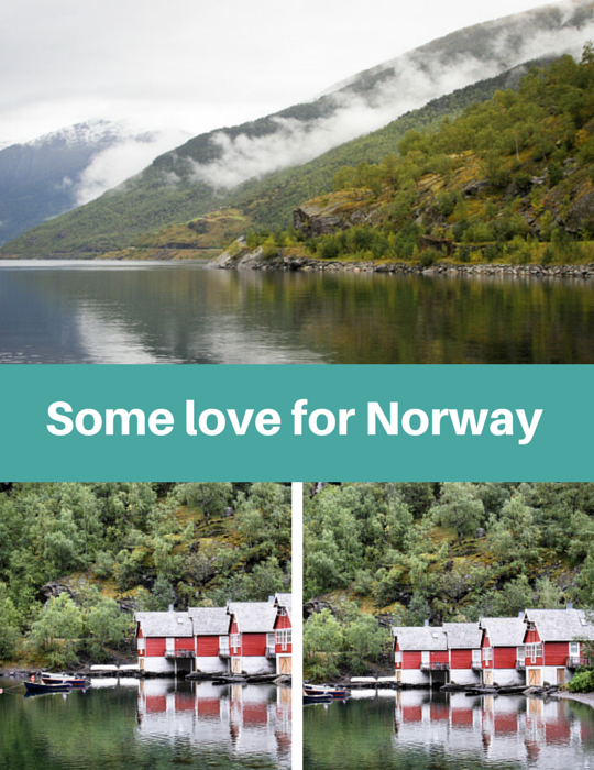 Norway by Trish of the Airpocket