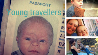 Five years of travel for my favourite young traveller