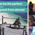 How to be the perfect house guest from abroad feature