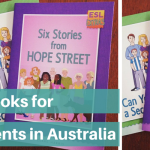 ESL books for students in Australia