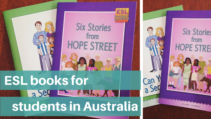 ESL books for students in Australia