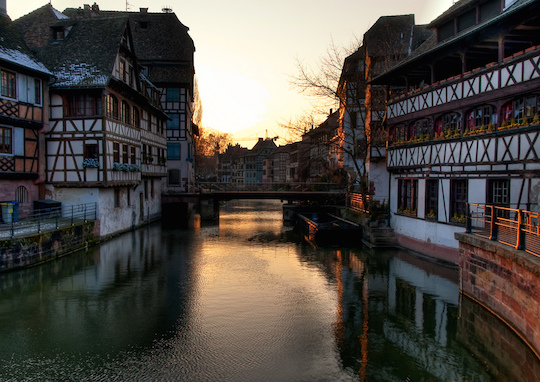 Strasbourg, France - a day trip from Basel