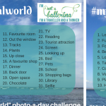 mylocalworld Instagram photo challenge July 2015