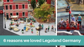 Legoland Germany reviews from a parent and child: we both LOVED it