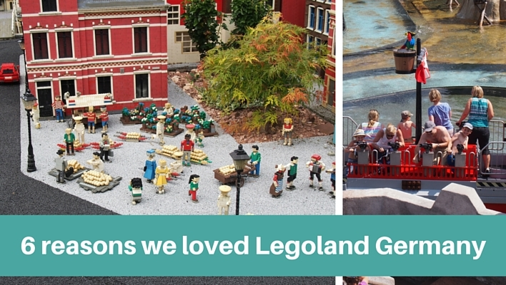 6 reasons we loved Legoland Germany