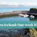 Southern Iceland - One week itinerary