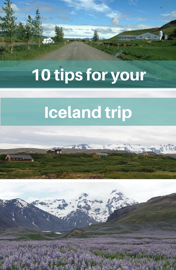 10 tips for your Iceland trip