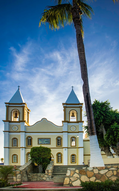 Downtown San Jose Del Cabo for Travel Photo Roulette