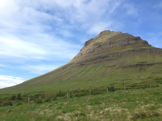 Not finished with Iceland - Kirkjufell Mountain