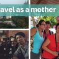 Solo travel as a mother