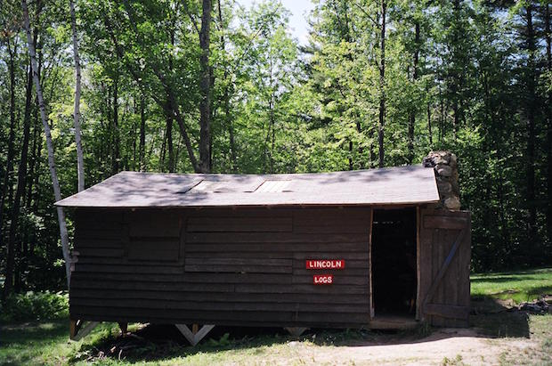 United States summer camp cabin