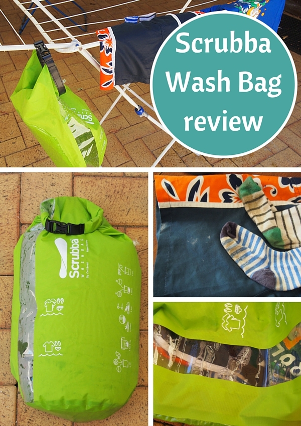 Review Scrubba Wash Bag And Lamenting Iceland S Lack Of Laundromats