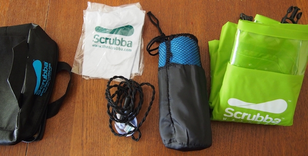 Scrubba Wash Bag The And Dry Kit