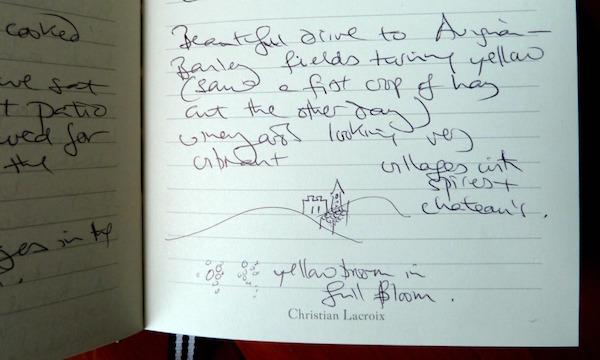 Travel Journal from Linda of Journey Jottings