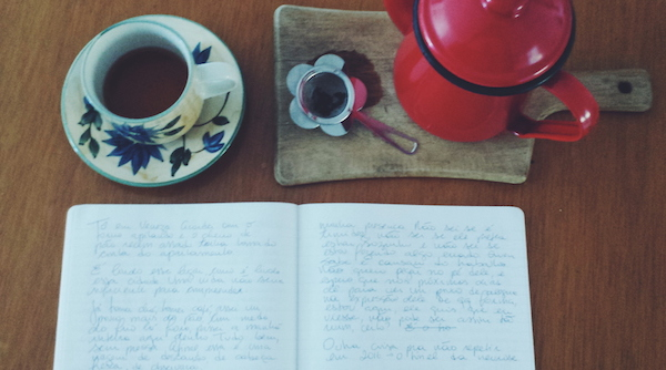 Travel journal in Portuguese from Gaia Passarelli