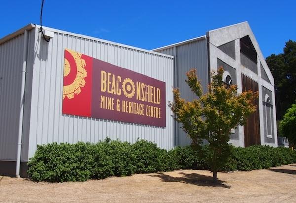 Beaconsfield Mine and Heritage Centre, northern Tasmania