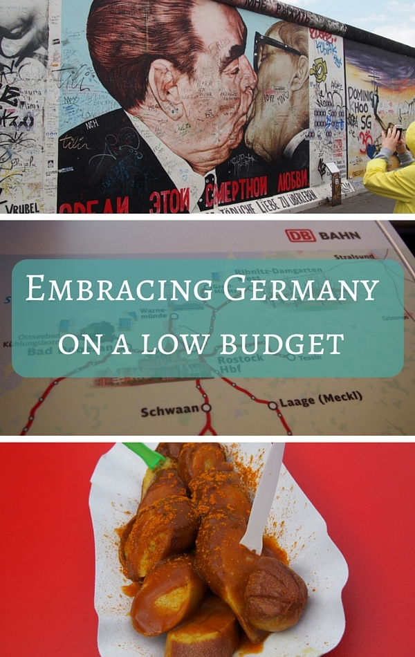 Travelling in Germany on a low budget