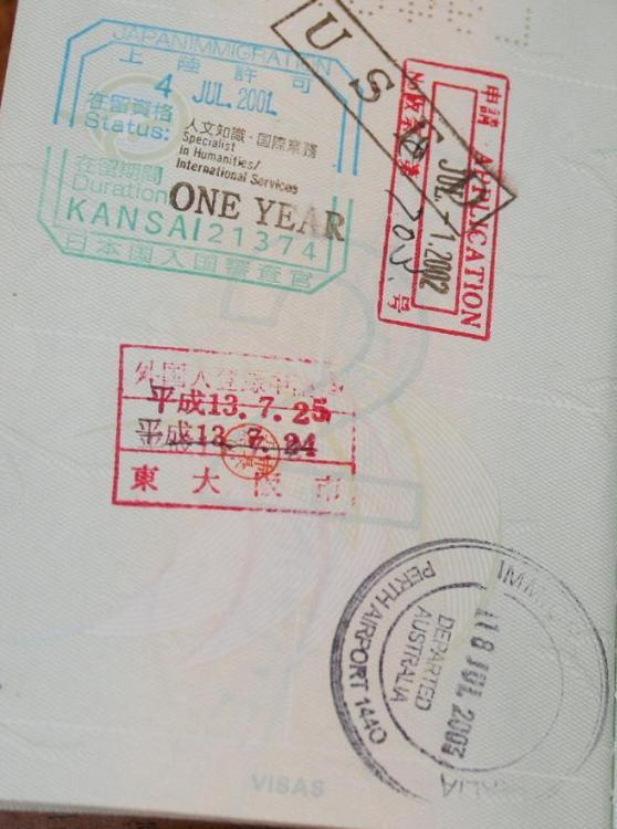 19 Passport Stamps And The Stories They Tell About My Travels