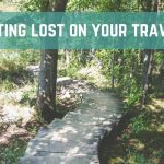 Getting lost on your travels: A good risk to take