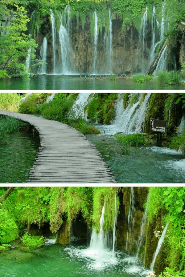 Plivice Lakes, Croatia