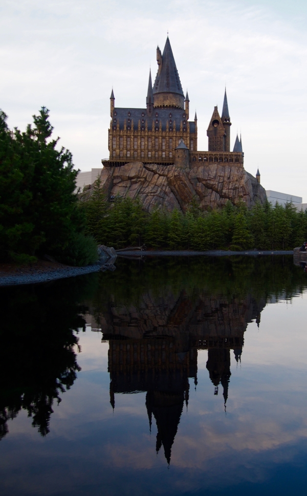 Universal Studios Japan - Hogwarts Castle in Wizarding World of Harry Potter