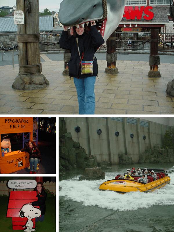 Visiting Universal Studios Japan in 2002