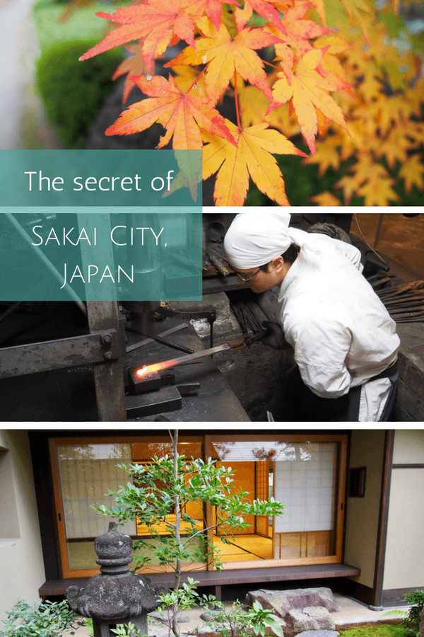 The secret of Sakai City, Japan