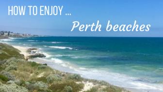 How to enjoy Perth beaches