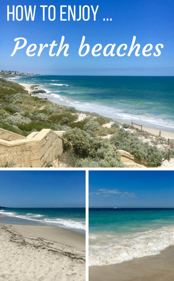 How to enjoy Perth beaches in Western Australia