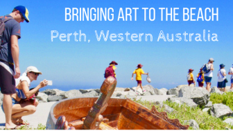 Bringing art to the people: Sculpture by the Sea in Perth