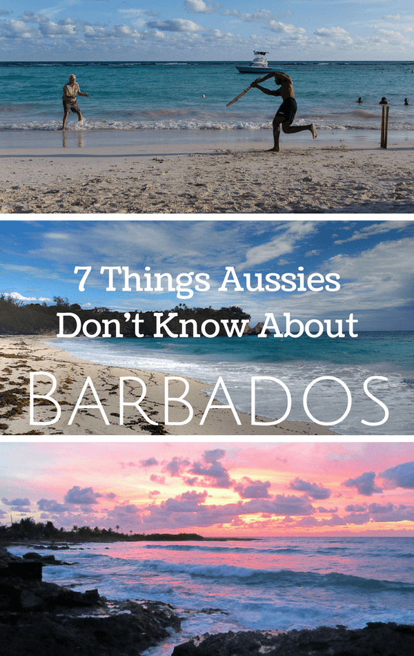 7 Things Aussies Don't Know About Barbados