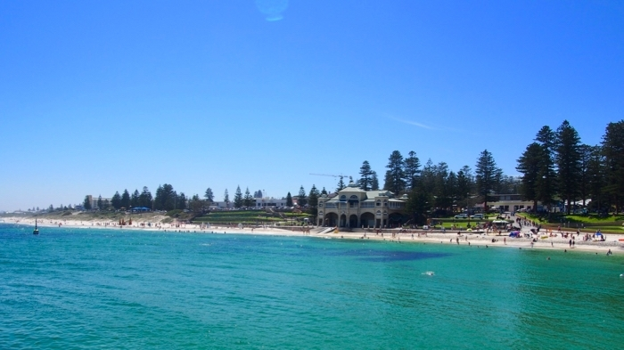 Perth suburbs - Cottesloe