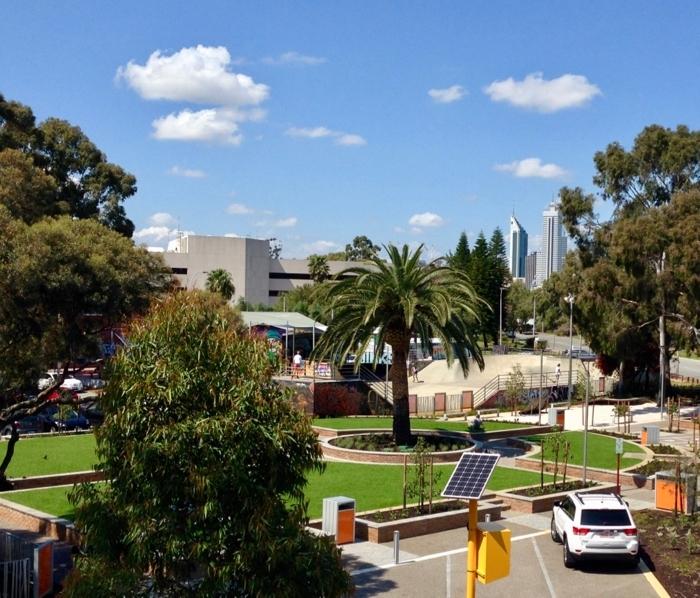 Perth suburbs - Leederville