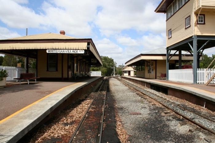 Perth suburbs - Whiteman Park