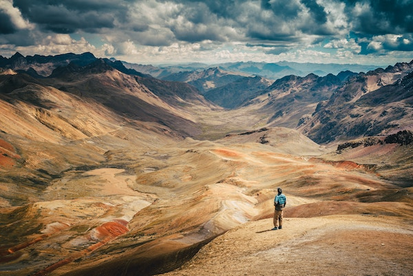 Solo Travel Freedom in South America