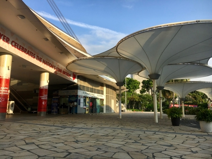 Getting to Legoland Malaysia by bus from Singapore Flyer