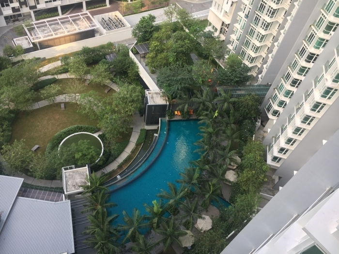 Legoland Malaysia Airbnb in Nusajaya View from Apartment