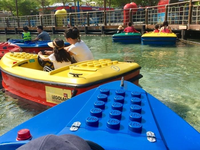 Legoland Malaysia Attractions Boating School