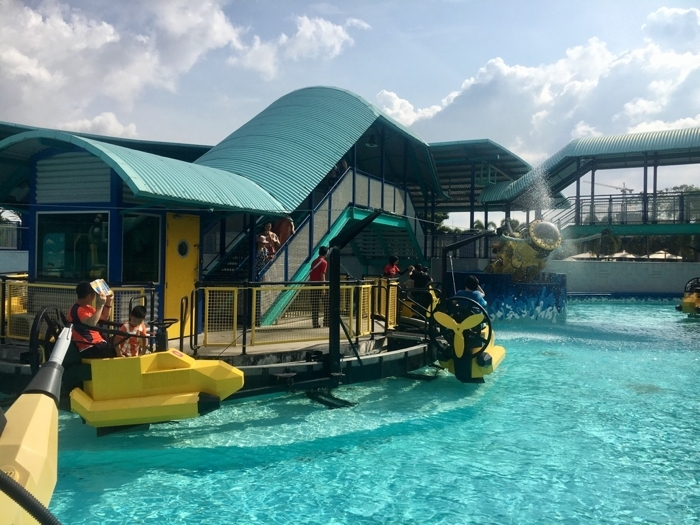 Legoland Malaysia Attractions Jet Water Ride