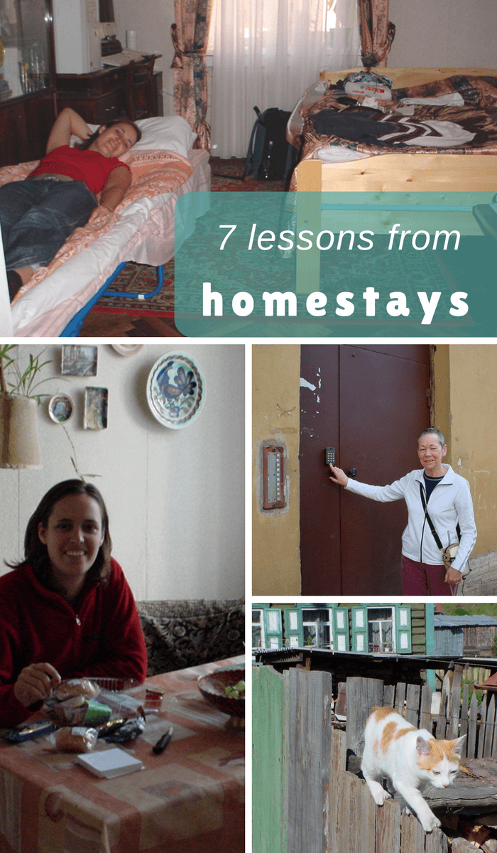 7 lessons from homestays around the world