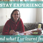 7 things I've learnt from homestays and language exchanges
