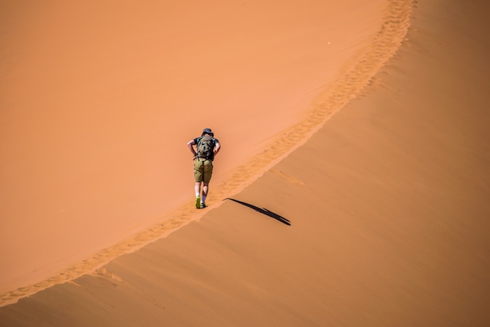 Off the Beaten Path Destinations Namibia Red Desert