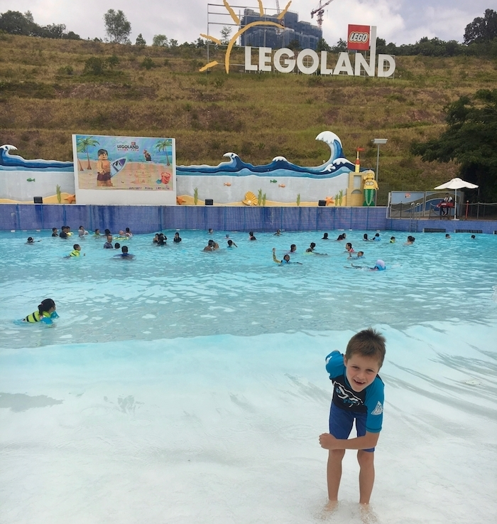Thoughtful travel even at Legoland in Malaysia