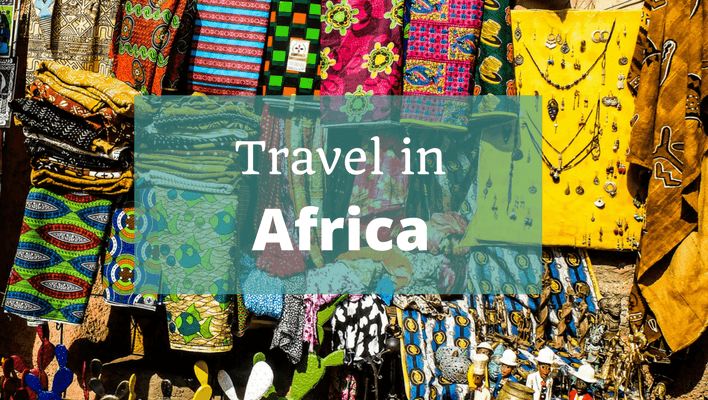 Travel in Africa – Episode 80 of The Thoughtful Travel Podcast