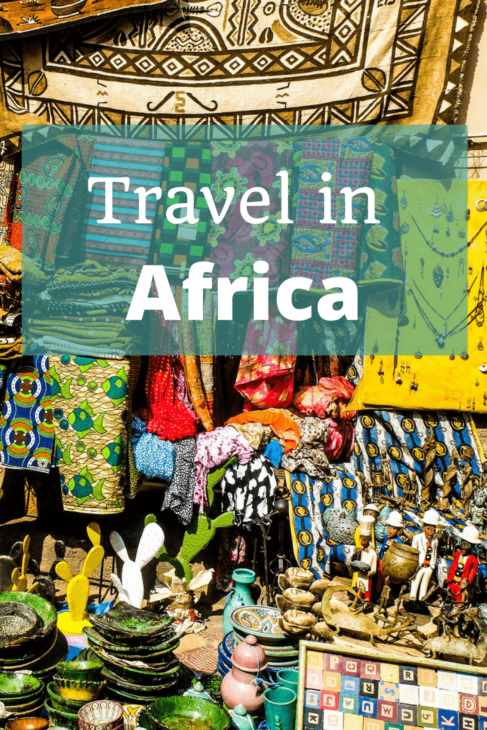 Travel in Africa - The Thoughtful Travel Podcast