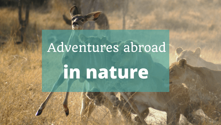 Adventures Abroad in Nature – Episode 84 of The Thoughtful Travel Podcast