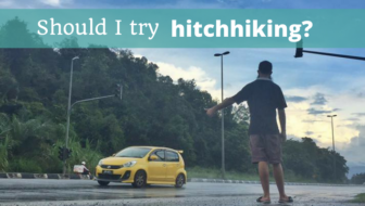 Should I try hitchhiking? Lessons from Jub's rides